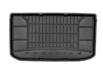 Mata do bagażnika Nissan Micra IV K13 2010-2016r. frogum