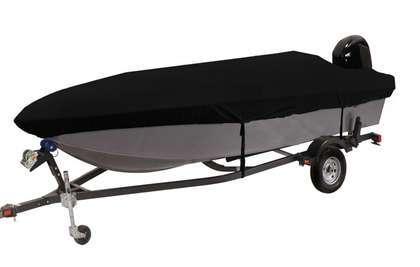 Pokrowiec na łódź łódkę wędkarską 350g/m2
