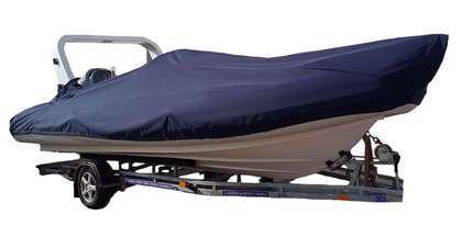 Pokrowiec na łódź motorową 210g/m2